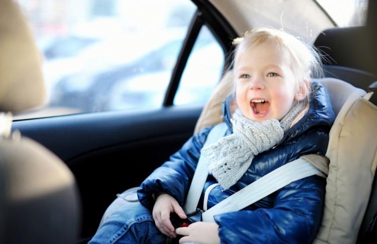 Лучшие детские автокресла