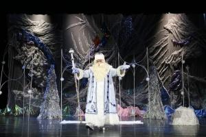 Спектакль «Снежная Сказка, или, Как Мороз Иванович внучку Снегурочку нашел»