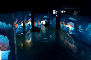 На «Флаконе» пройдут мультимедийные выставки Рериха и Айвазовского