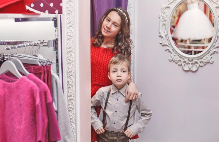 Одеть ребенка на праздник — не проблема