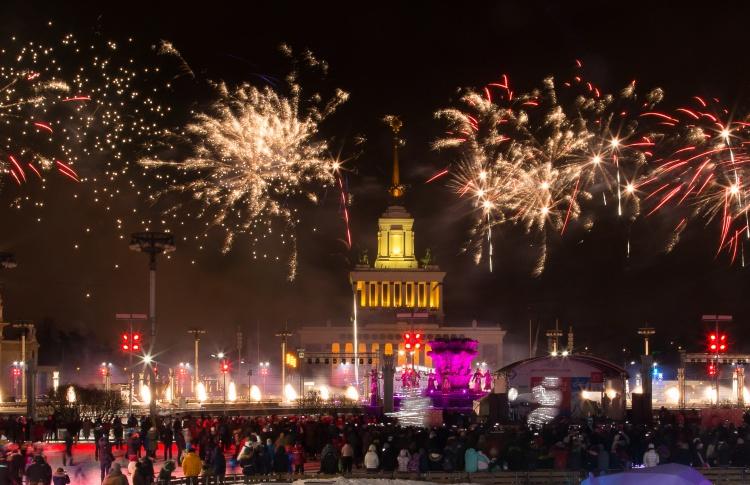 Новогодняя ночь в парках: какой она будет?