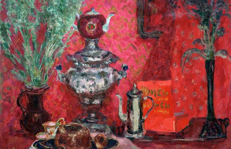 Выставка Юрия Пенушкина