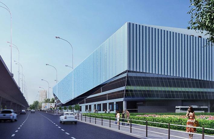 Щёлковский автовокзал превратят в «стеклянный корабль»