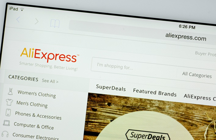 Возобновлена экспресс-доставка товаров AliExpress в РФ