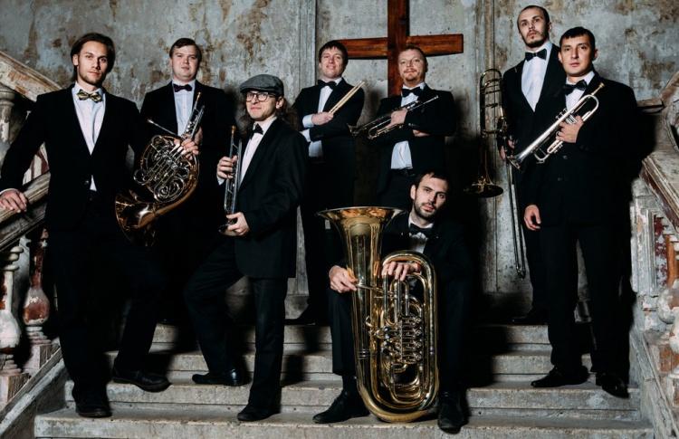 Концерт группы Olympic brass