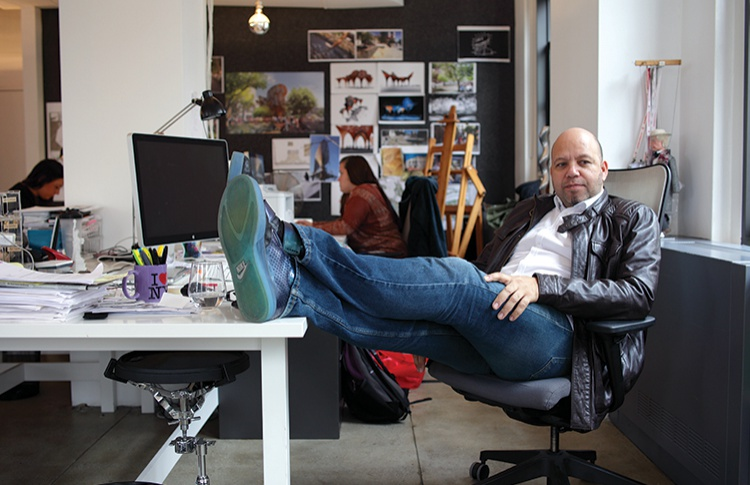 «Мы хотим сделать общественную зону XXI века»: интервью с дизайнером парка «Зиларт»