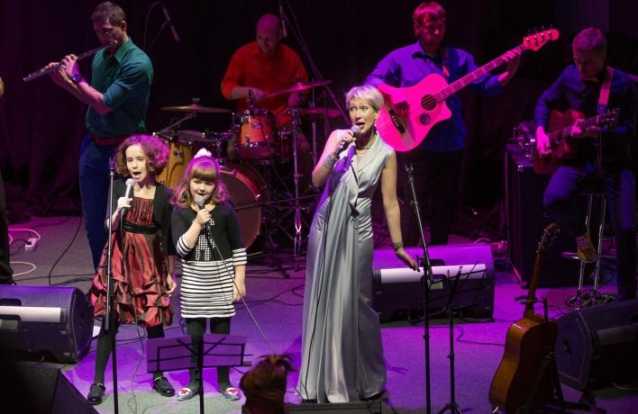 В эту субботу пройдет благотворительный концерт «Детская площадка»