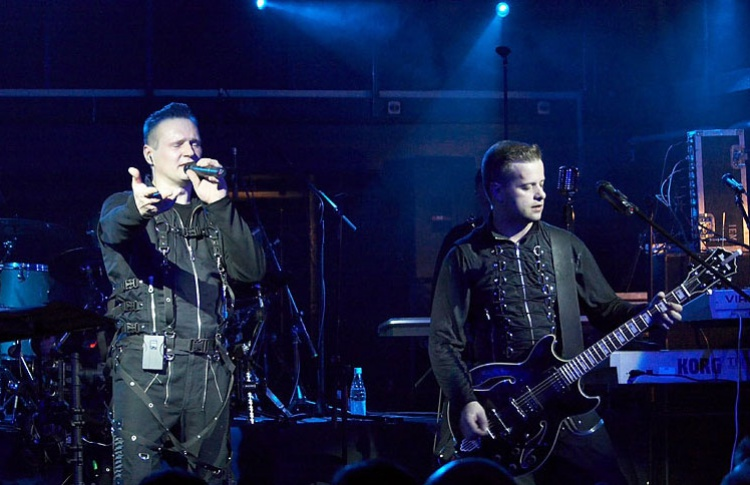 Концерт идолов 90-х – группы «Технология»