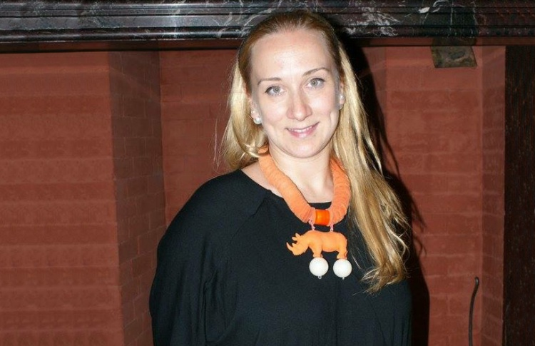 Интервью с Тиной Хмельницкой
