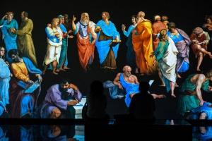 Выставка «Эпоха Возрождения — Ожившие полотна»