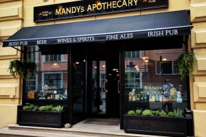 Mandy's Apothecary Irish Pub
