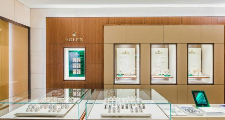 Часовой бутик Rolex
