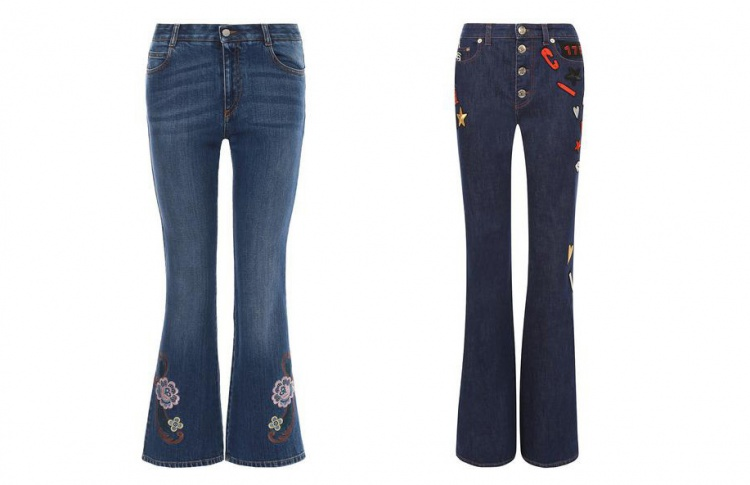 15 брендовых джинсов со скидкой 50%