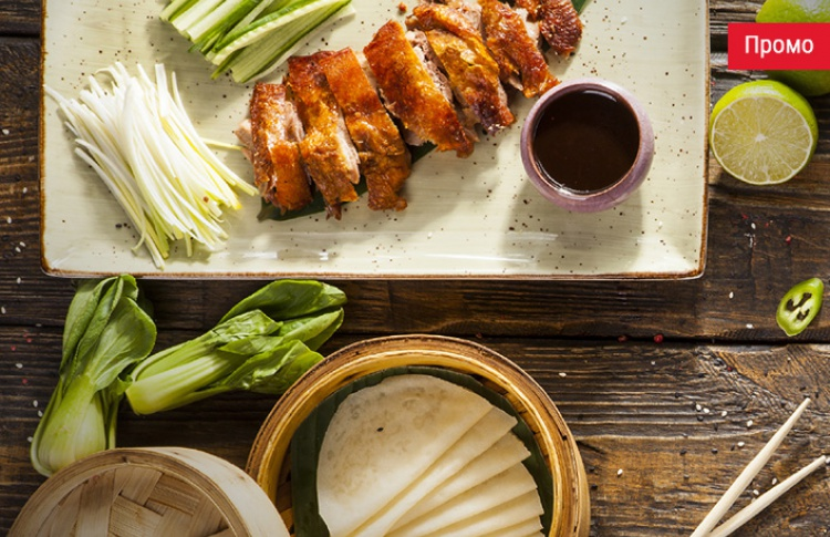 Китайский Новый год в ресторане Shakti Terrace