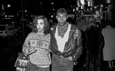 Парижские бунтари' 82