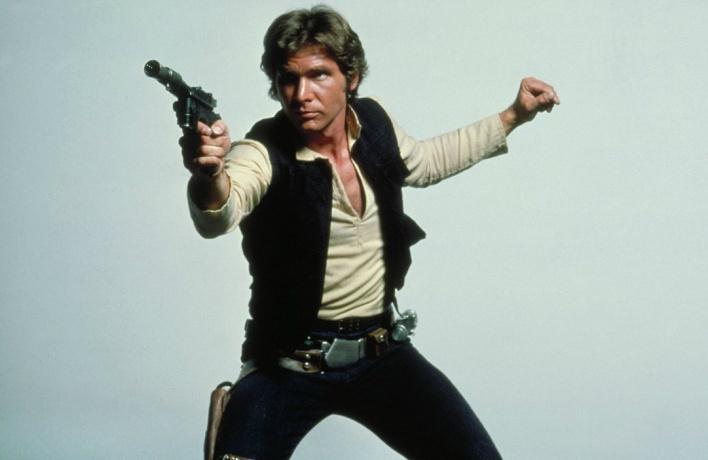 Начались съемки нового спин-оффа «Звездных войн»