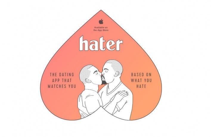 приложения для знакомств hater