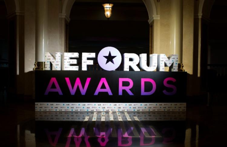 Блоггеры получили премию Neforum Awards