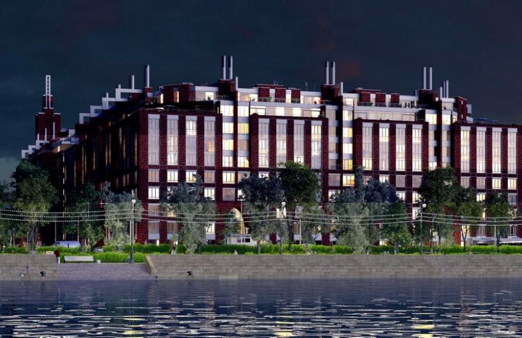 Как новый жилой дом стал достопримечательностью Петербурга