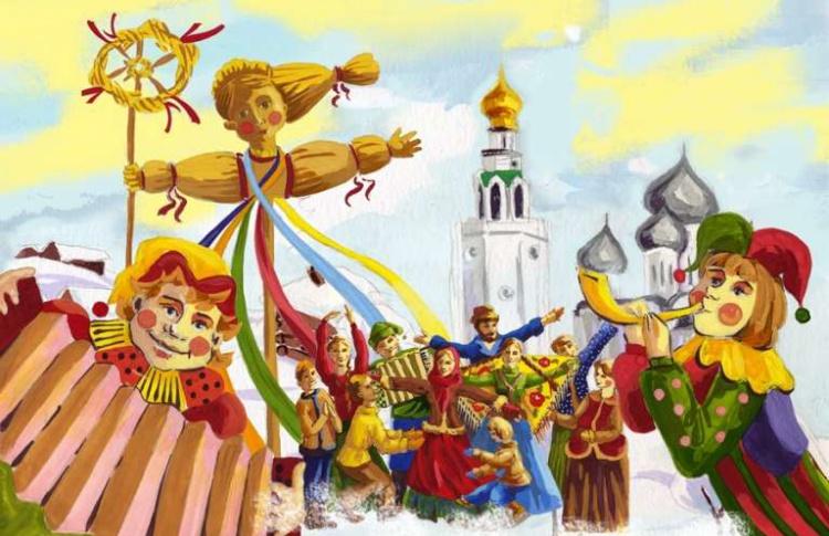 Выставка-ярмарка «Православная Масленица»