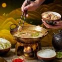 Китайские рестораны, где едят китайцы