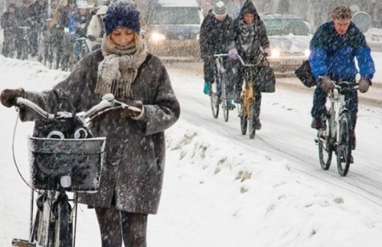 Санкт-Петербург присоединится к международной акции «На работу на велосипеде»
