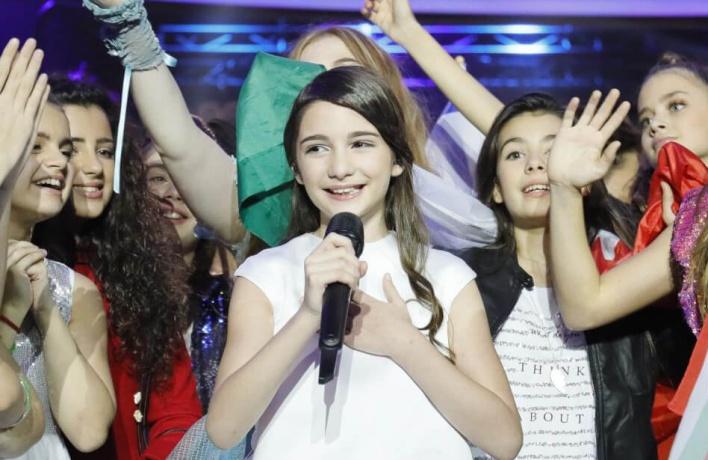 Кто поедет на «Детское Евровидение-2017»?