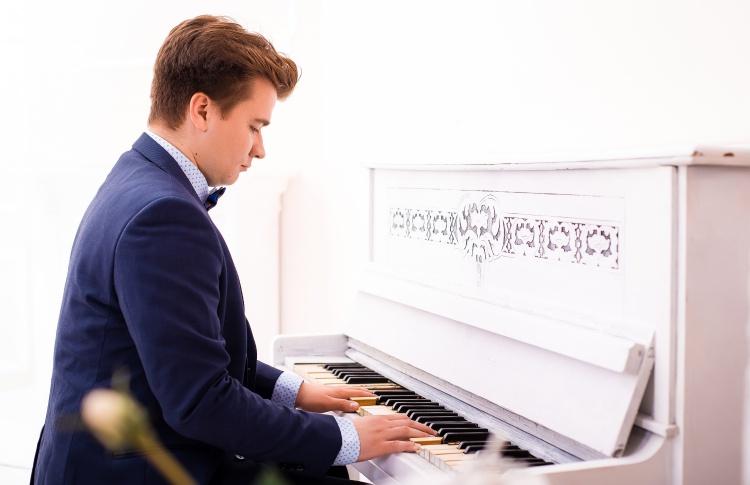 Концерт Фёдора Бирючева