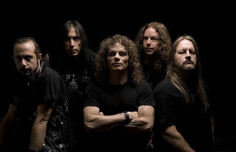 Концерт группы Overkill