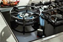 Качественно новый уровень кулинарного творчества с газовой варочной поверхностью  NEFF
