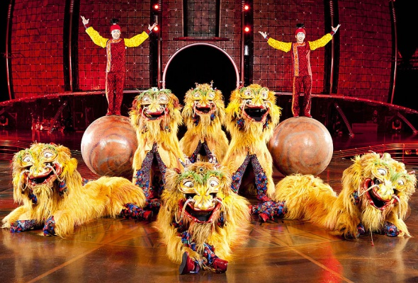 Императорский Пекинский Цирк - Фото №0