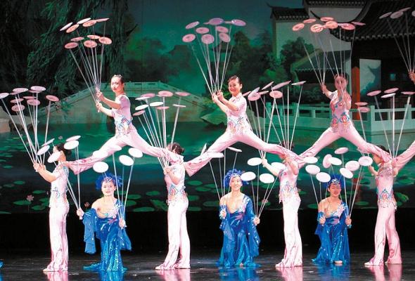 Императорский Пекинский Цирк - Фото №1