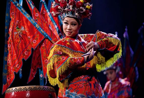 Императорский Пекинский Цирк - Фото №2