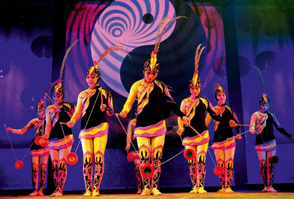 Императорский Пекинский Цирк - Фото №3
