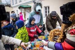 Усадьба Гусятникоff приглашает на традиционный воскресный бранч 26 февраля 2017 года!