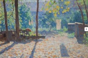 Выставка полотен Георгия Верейского