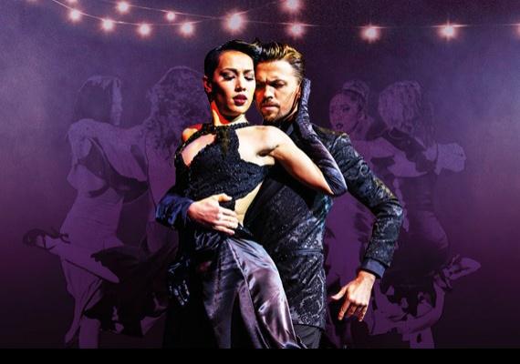 Интерактивный концерт «Танго» в «Ленинград Центре»