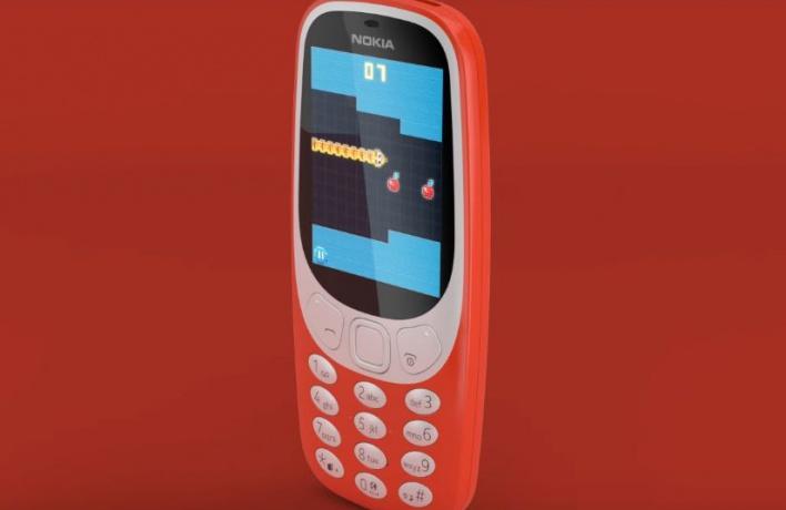 Представлена новая версия нокиа 3310