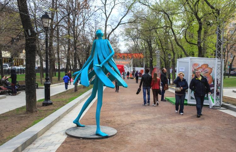 Весна придет в Москву раньше срока