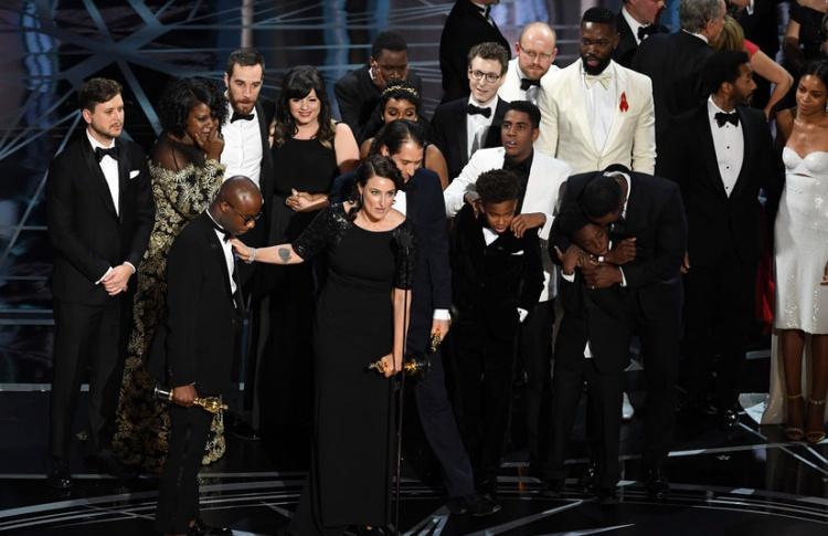 89-я церемония «Оскар» в гифках: итоги
