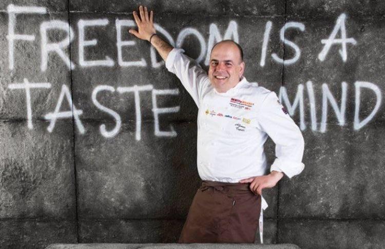 В Maritozzo едет чемпион мира по приготовлению пасты