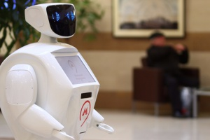В московском метро появится робот Метроша