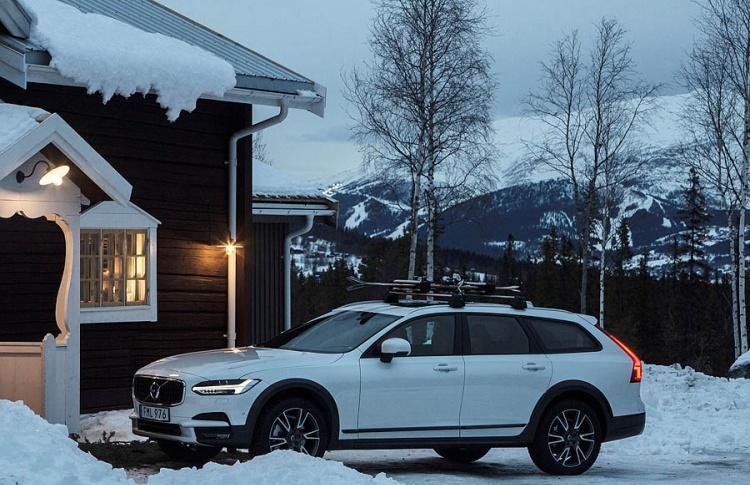 Volvo Cars и Tablet Hotels открывают уединенный бутик-отель в горах Швеции