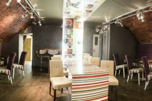 VinyllaSky Bar