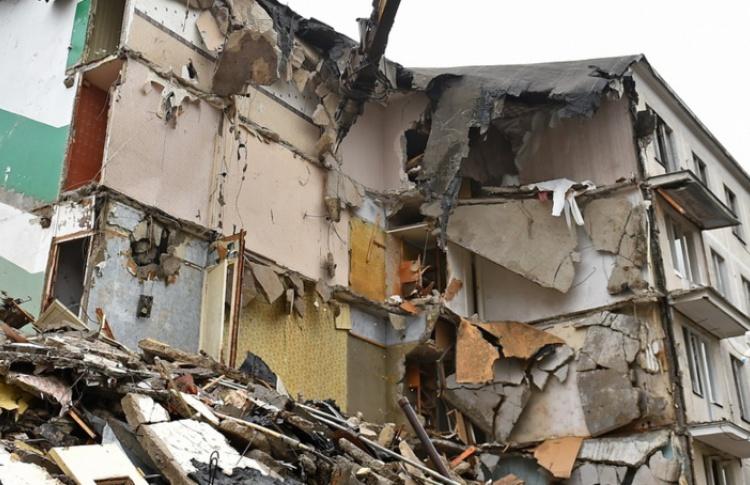 Власти Москвы задумались о сносе девятиэтажек