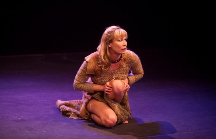 Последний показ спектакля «Медея» в Молодежном театре