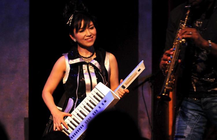 Концерт пианистки Кейко Мацуи