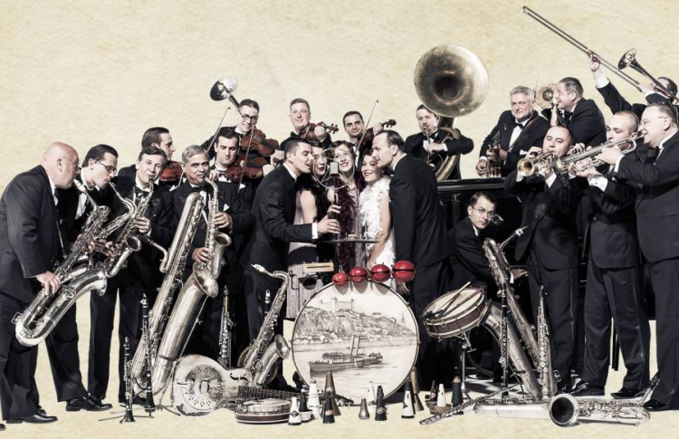 Концерт оркестра Bratislava Hot Serenaders