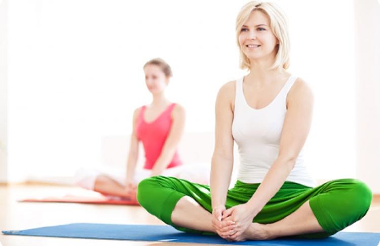 Йога-девичник «Йога в юбках»