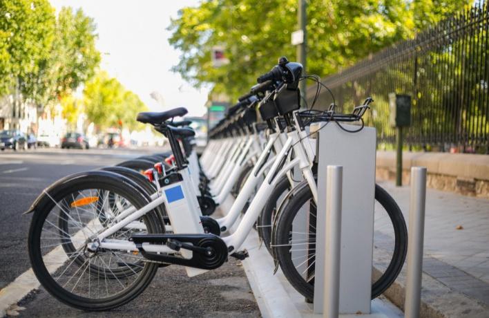 В московских парках заработал прокат велосипедов